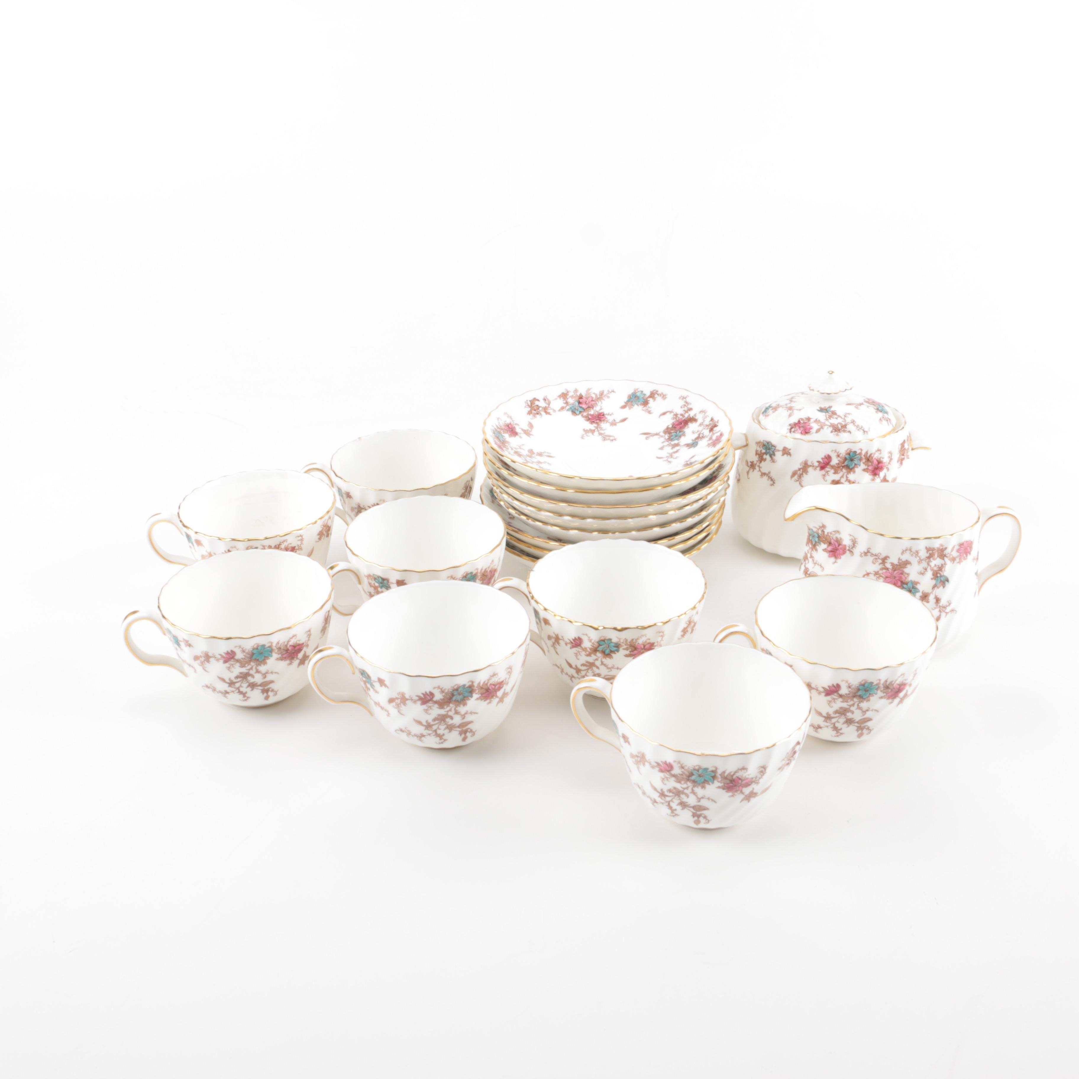 Minton Bone China Tableware Set