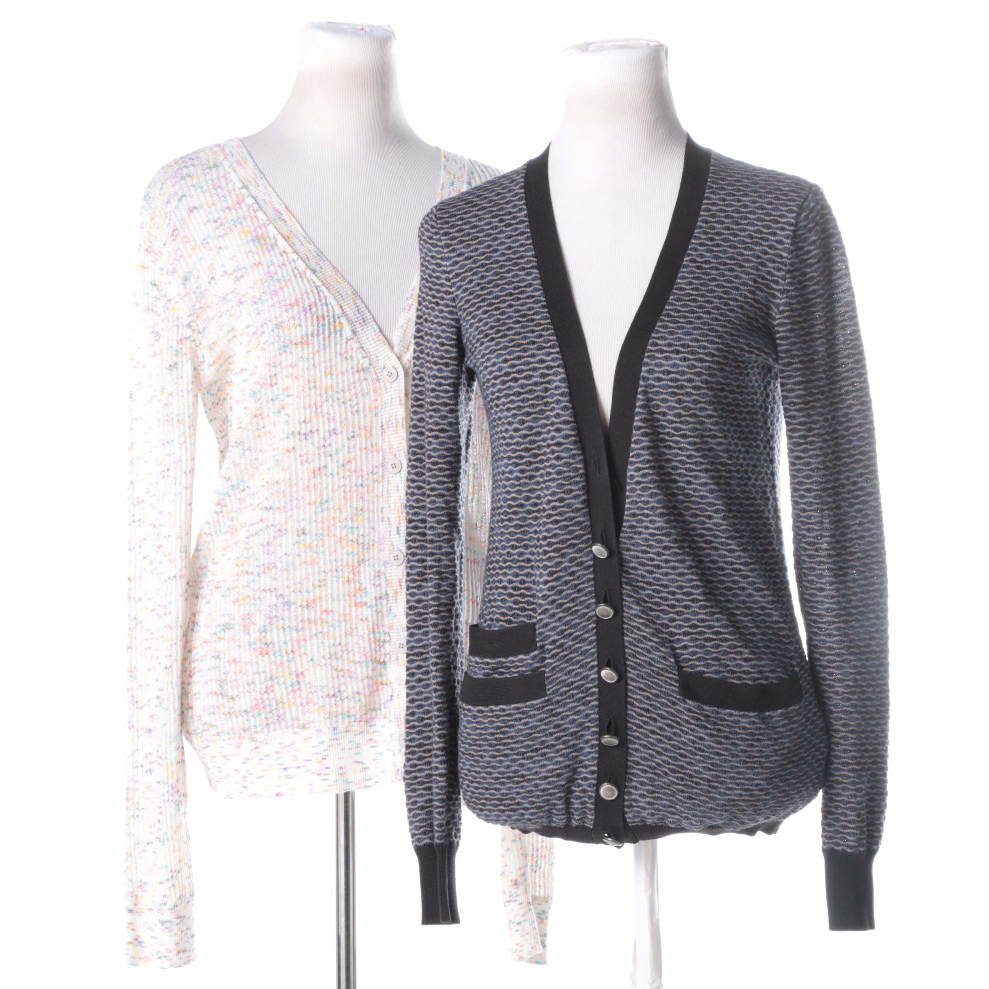 Women's Marc by Marc Jacobs and Alexander Wang Cardigans