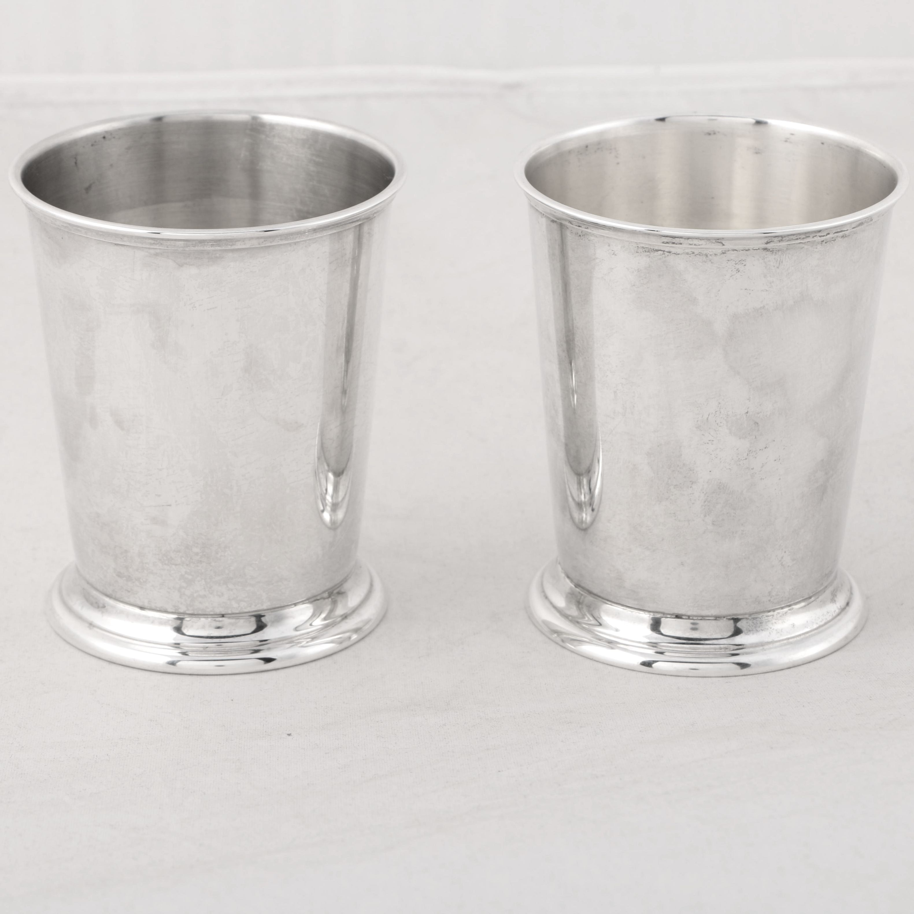 Towle Silversmiths Sterling Silver Julep Cups