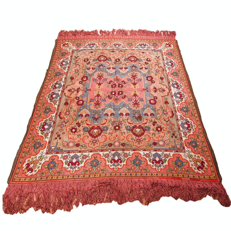 Handmade Silk Area Rug