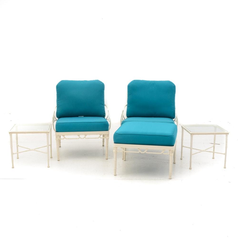 Brown Jordan Chair Set