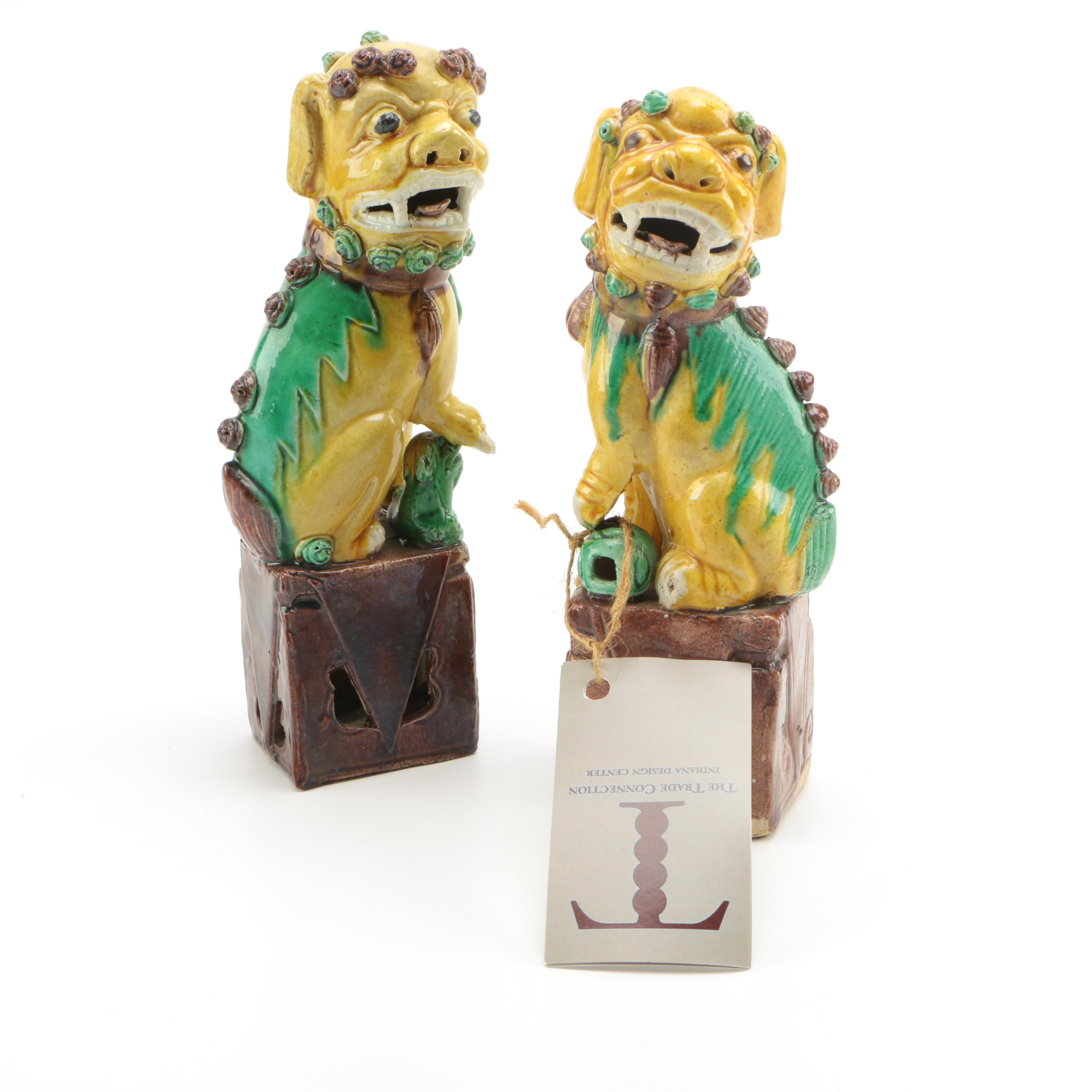 Guardian Lion Figurines