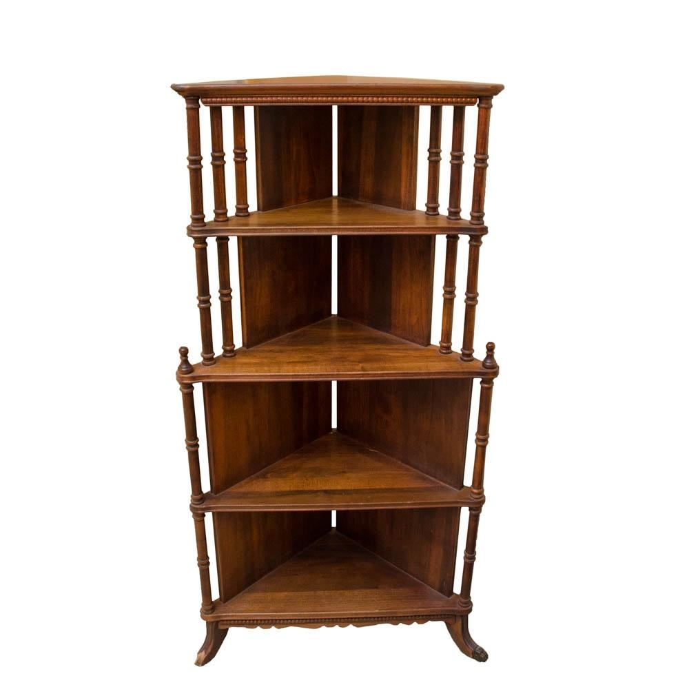 Aesthetic Style Etagere Shelf