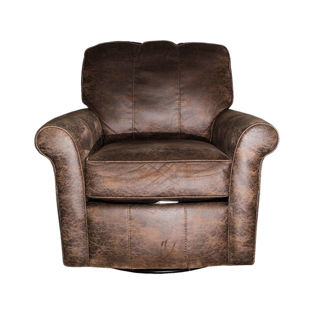 Swivel Club Chair By Flexsteel ...