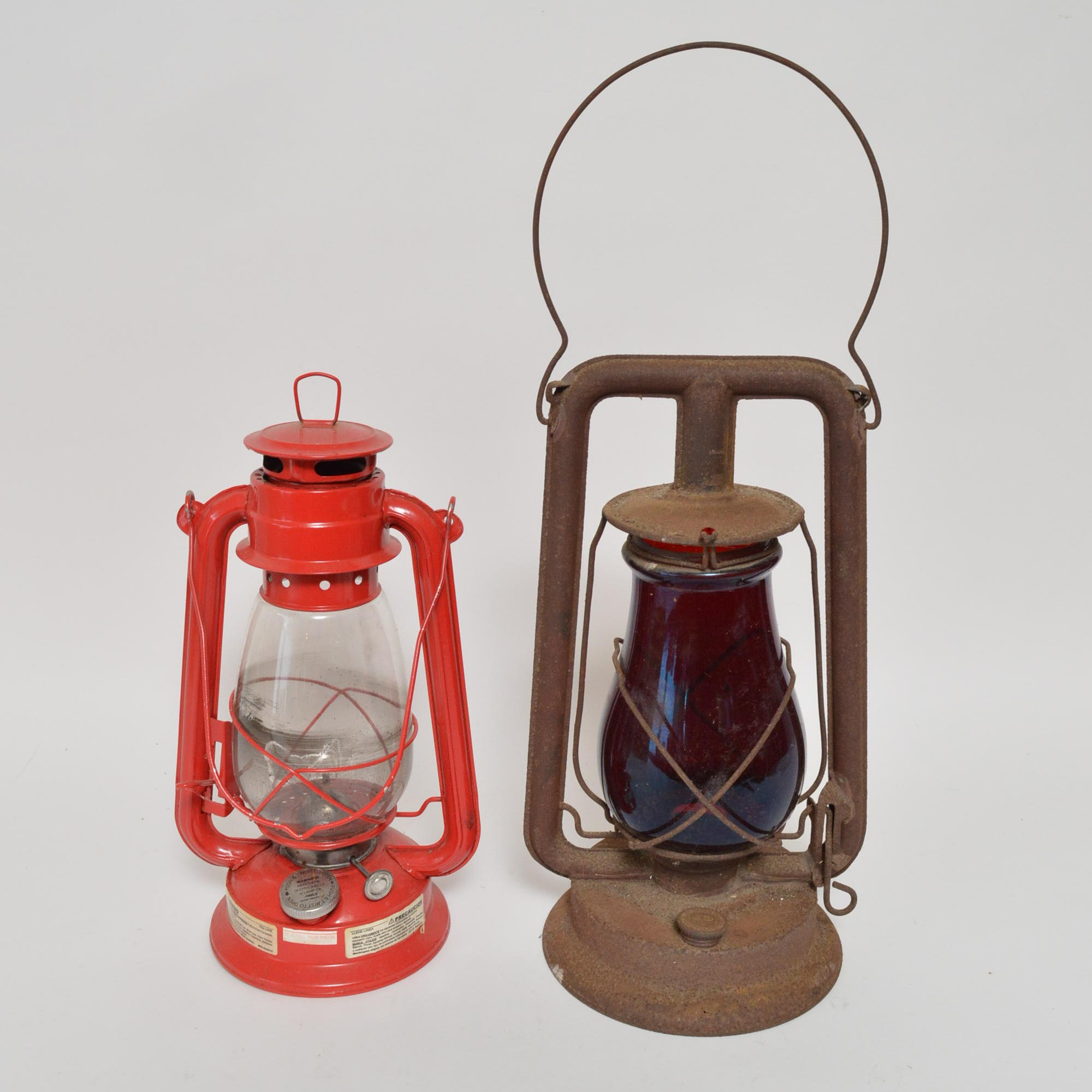 Kerosene Lanterns
