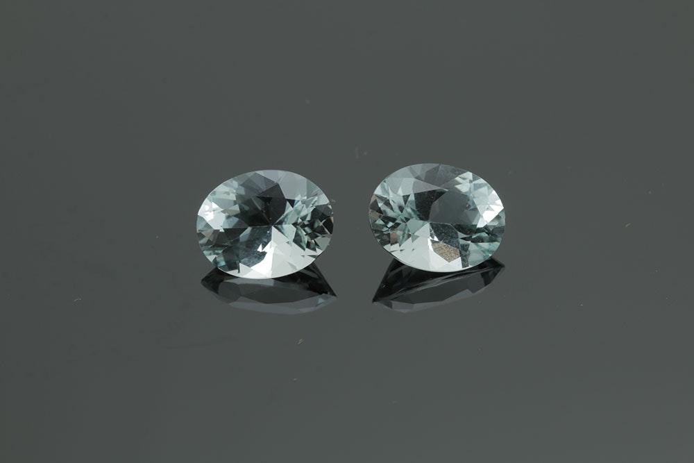 Loose 9.51 CTW Aquamarine Gemstones