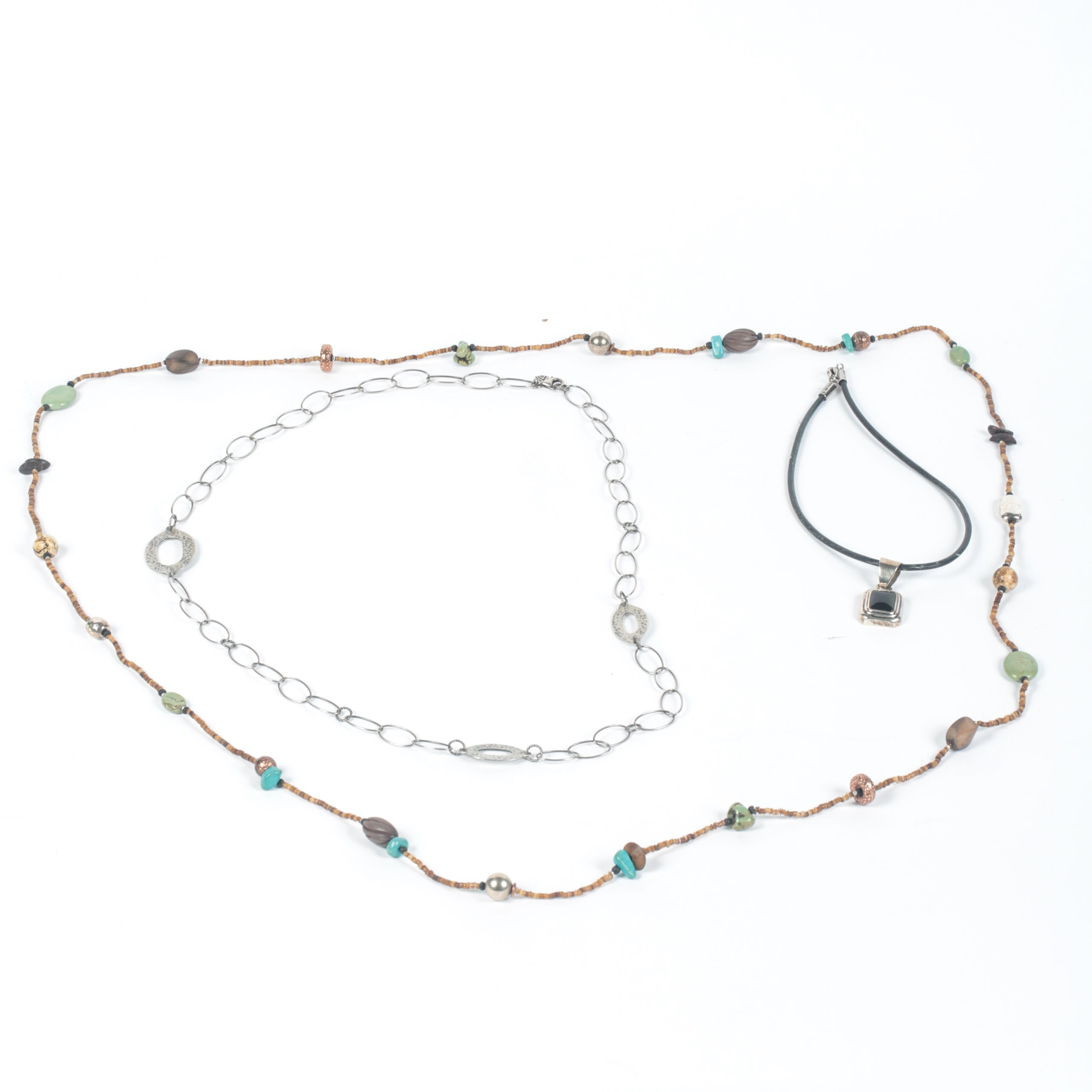 Silpada Sterling Silver and Beaded Jewelry Collection