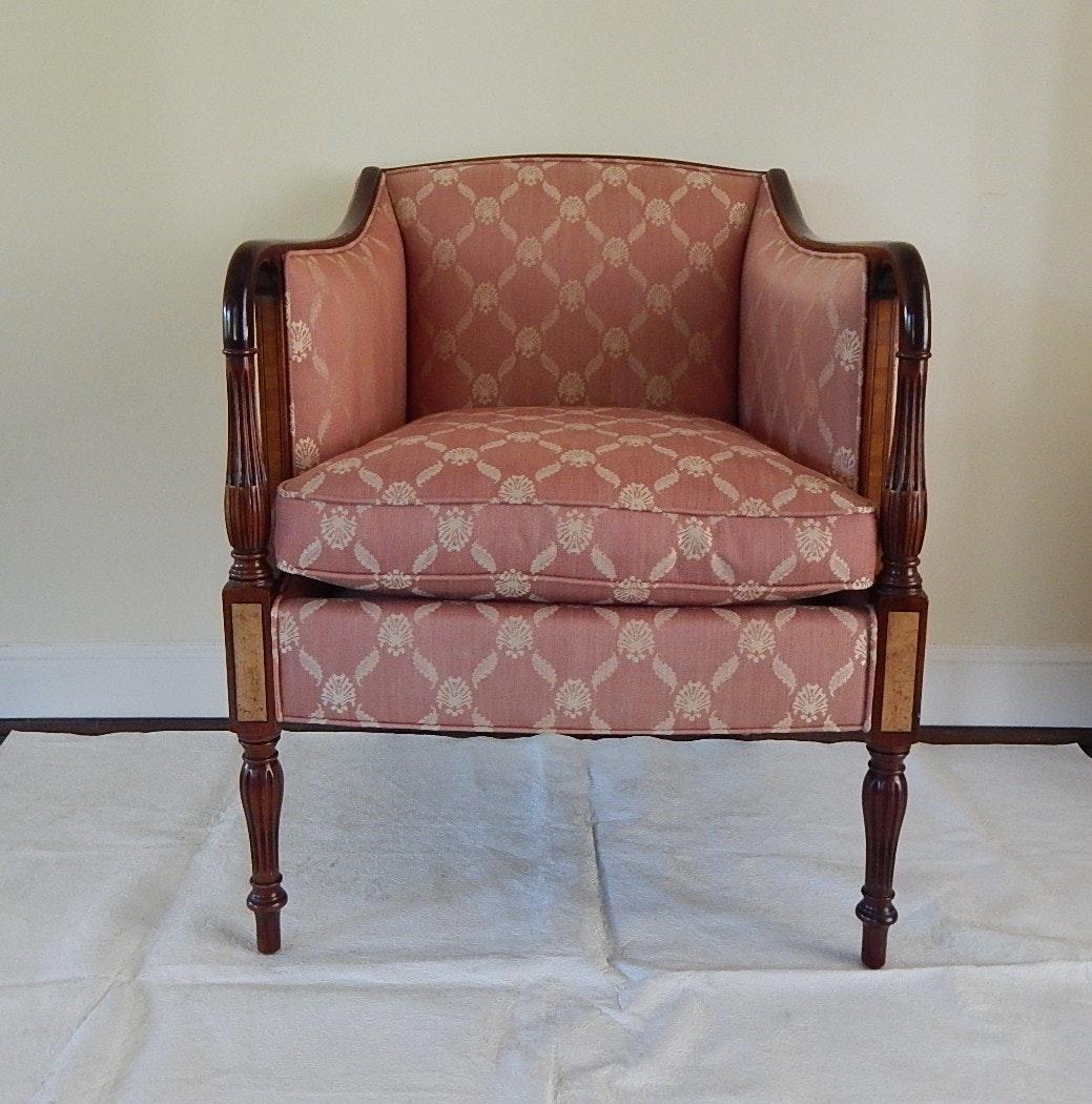Vintage Georgian Chair