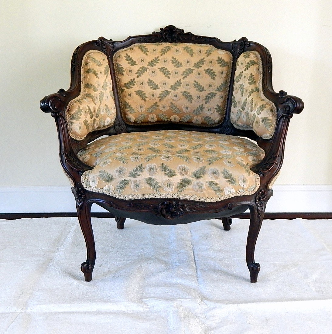 Victorian Parlor Chair