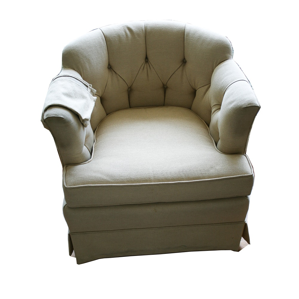 Accent Chair with Jack Smith's Upholstery