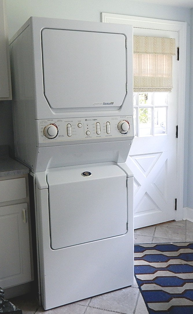Maytag Stacking Washer and Dryer