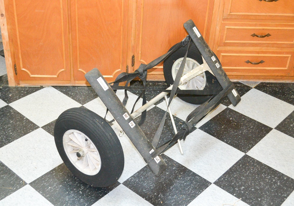 Two-Wheel Dolly