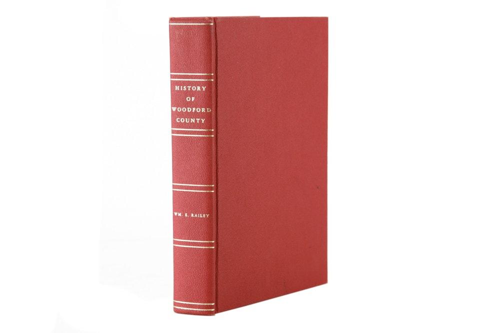"Wm. E. Railey ""History of Woodford County"""