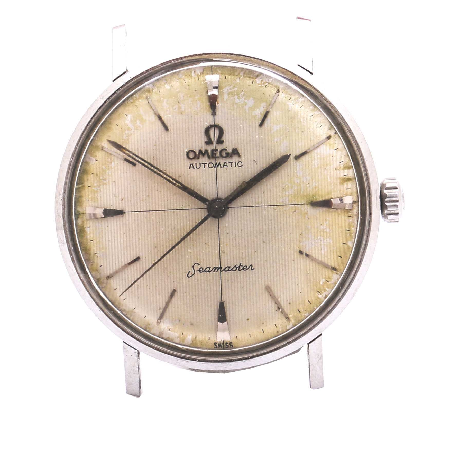 Vintage Omega Seamaster Automatic Watch Case