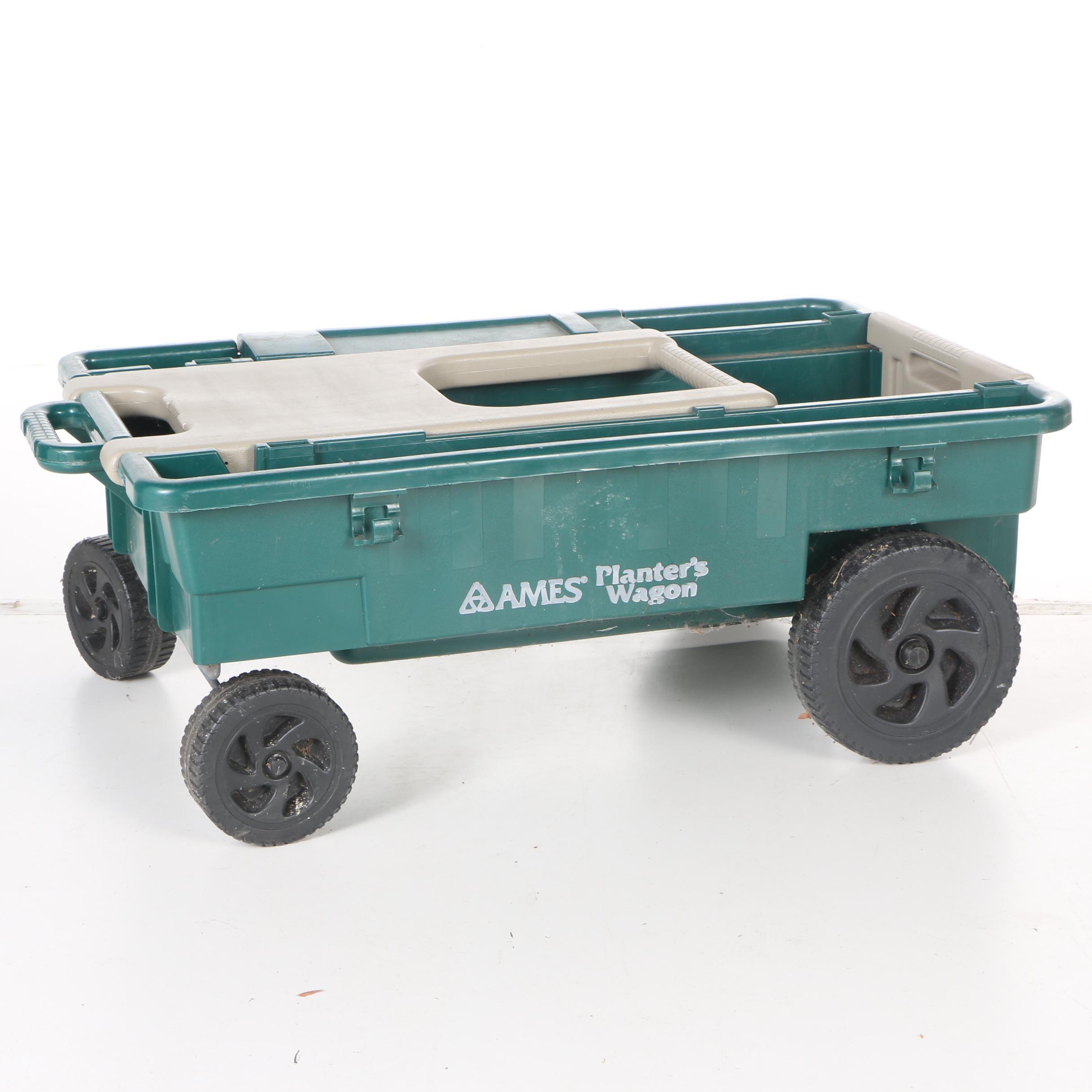 Planter's Wagon