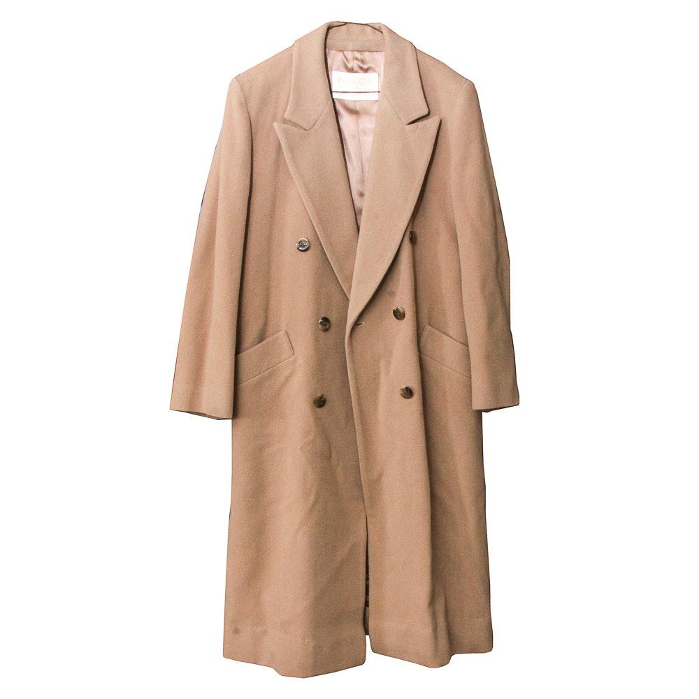 Women's Pendleton Wool Coat
