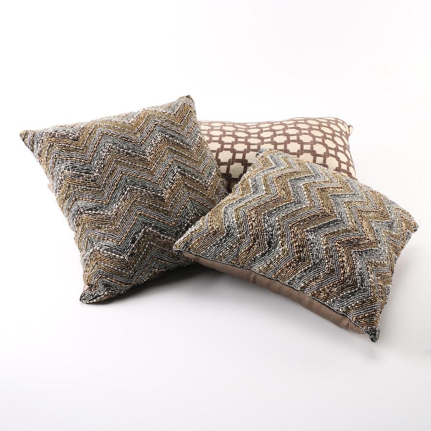 Pier 1 Throw Pillows Ebth