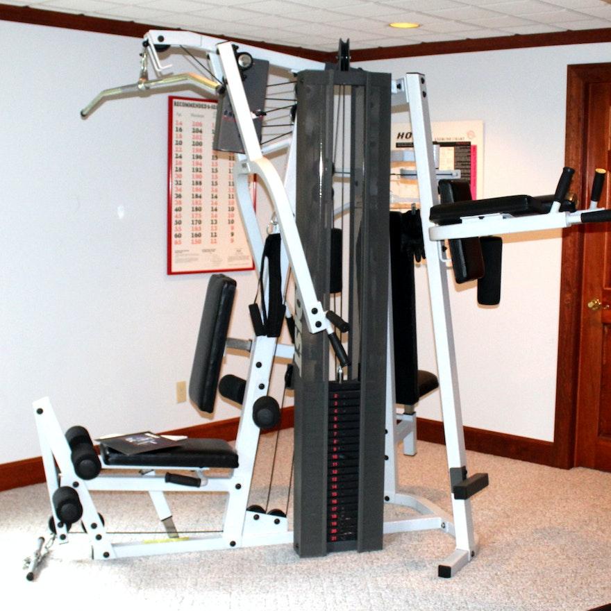 Hoist 1200e home gym ebth
