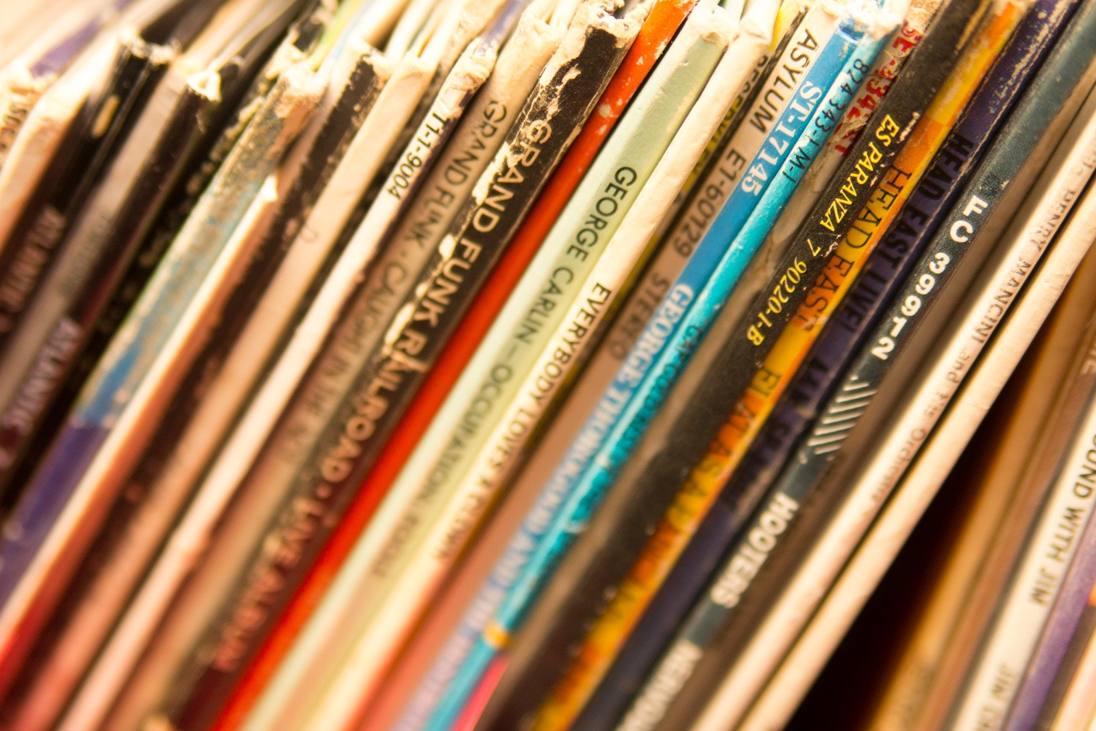 Large Collection Of Classic Rock Lps Ebth