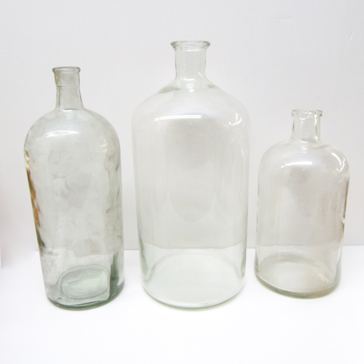 Collection of 1920s Bottles