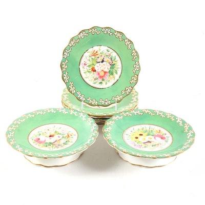 cc645bd99ea 19th Century Porcelain Dessert Service