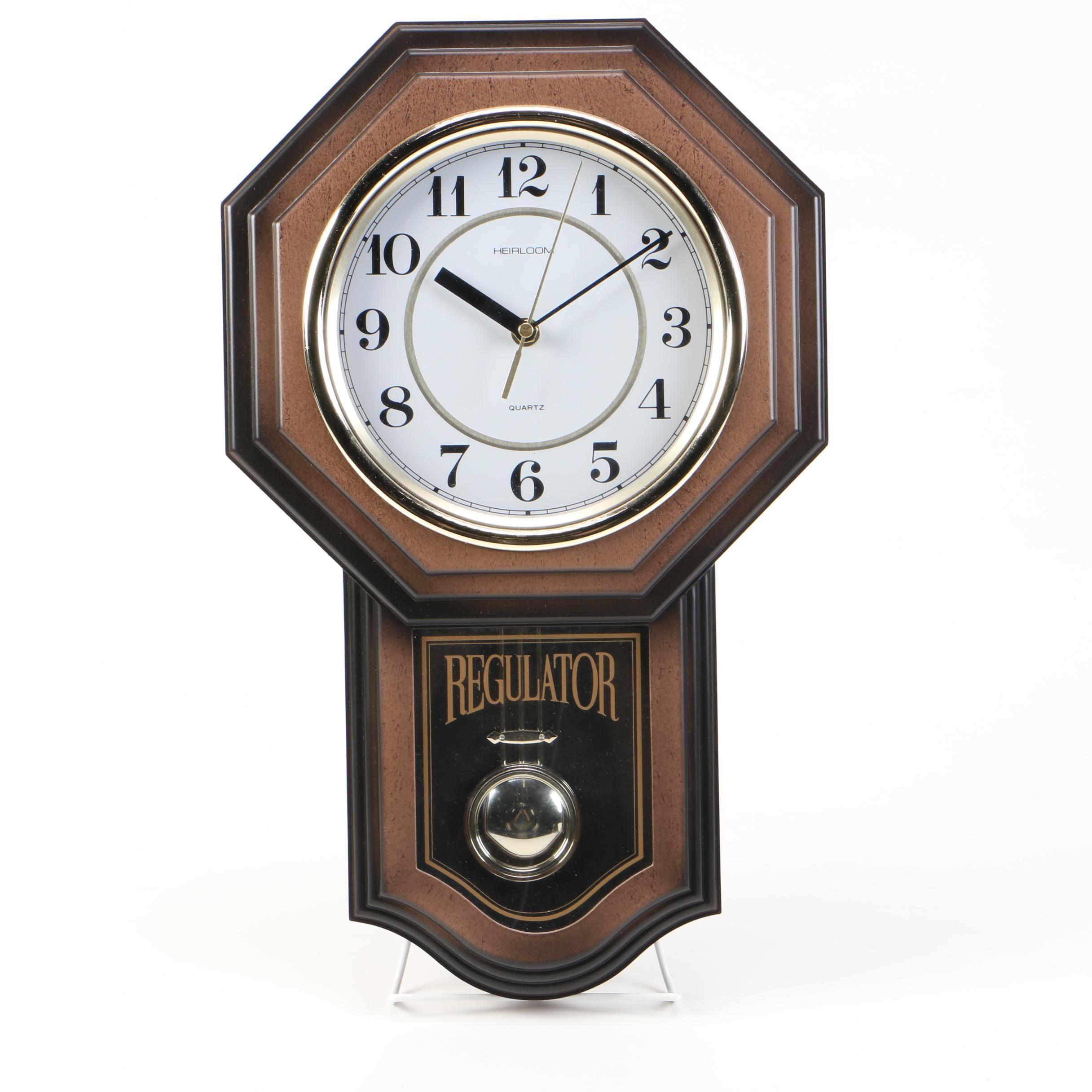 Regulator Wall Clock
