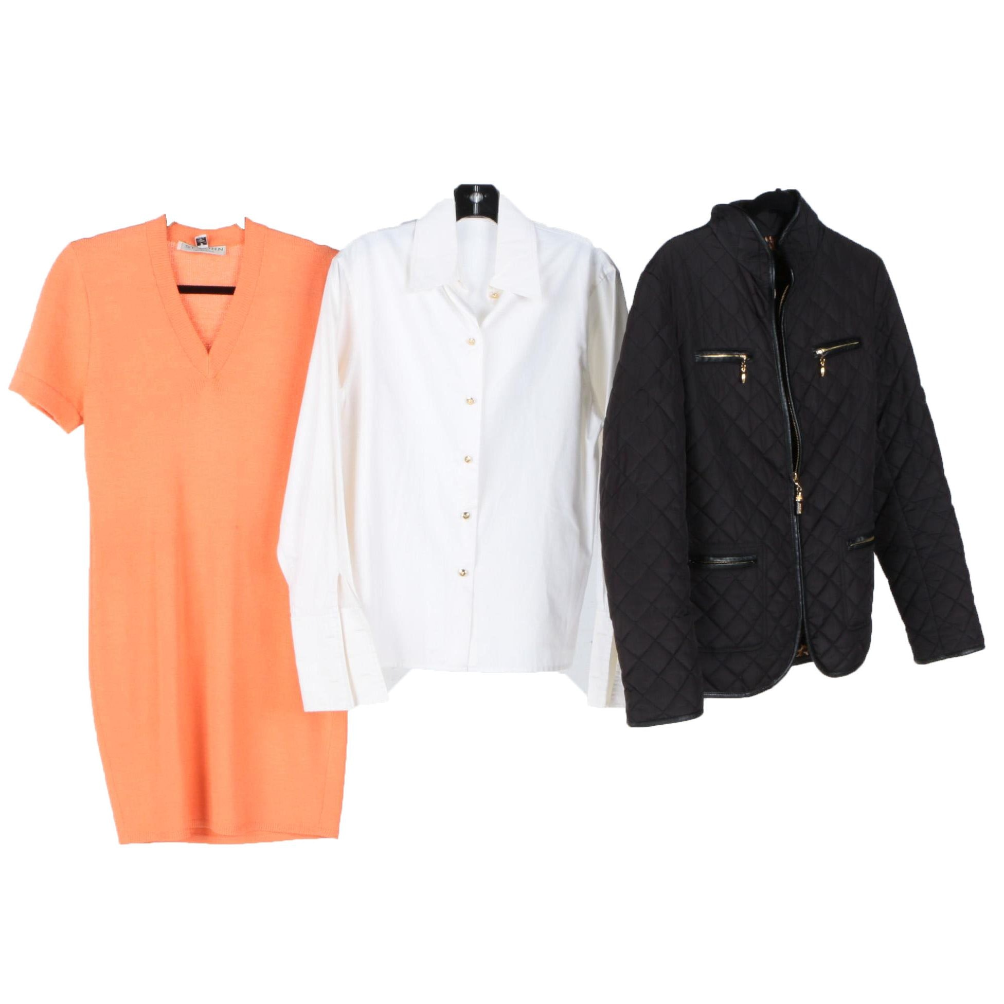 Women's St. John Clothing