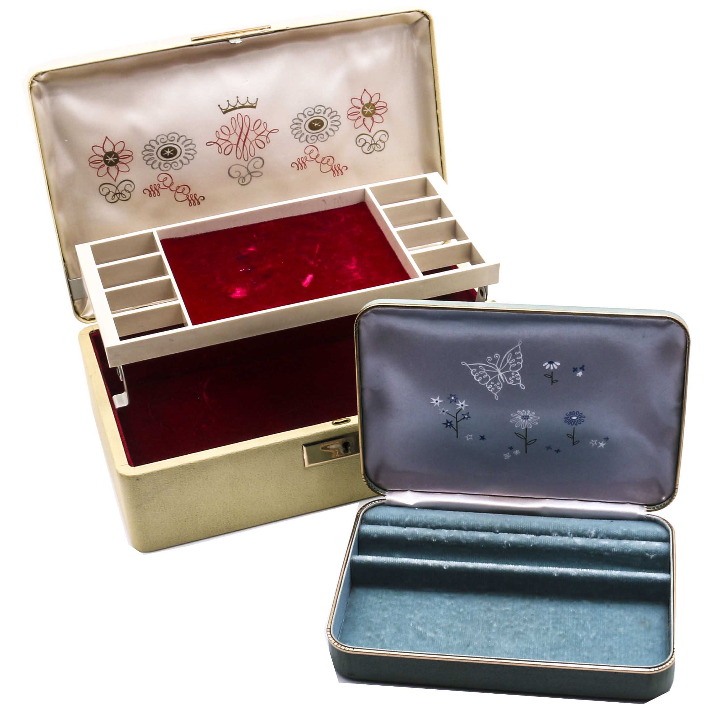 Farrington Jewelry Box Selection EBTH