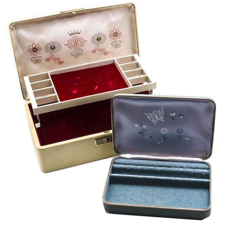 Farrington Jewelry Box Amazing Farrington Jewelry Box Selection EBTH