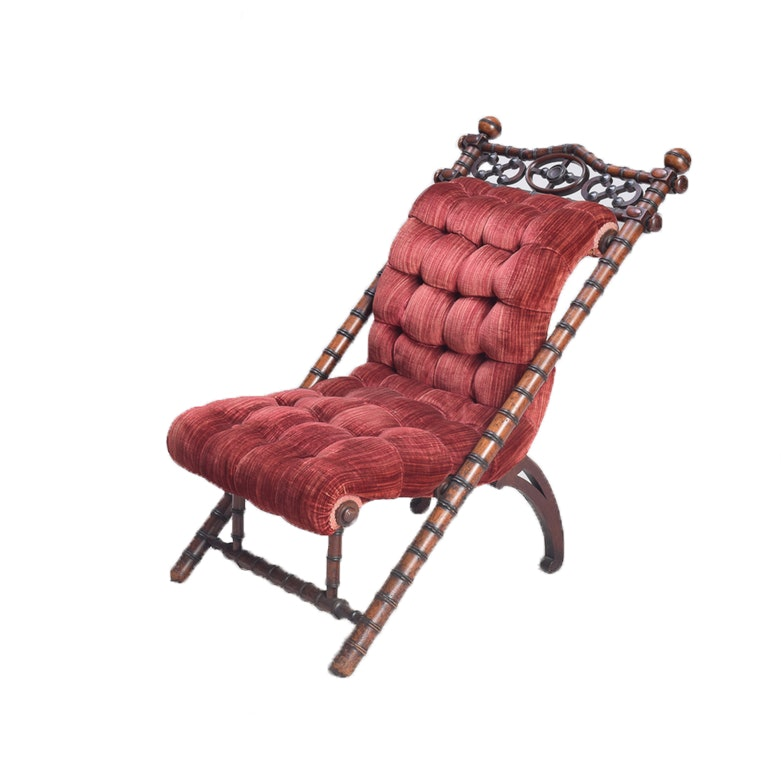 Antique Hunzinger Patent Chair