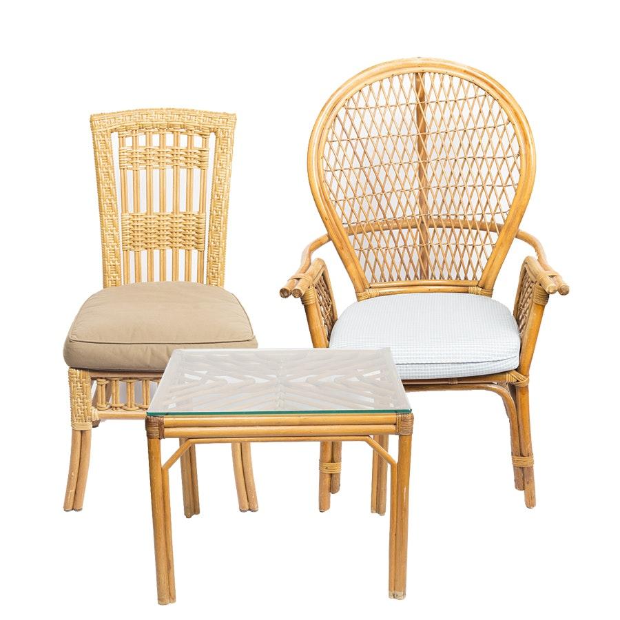 Rattan Occasional Furniture