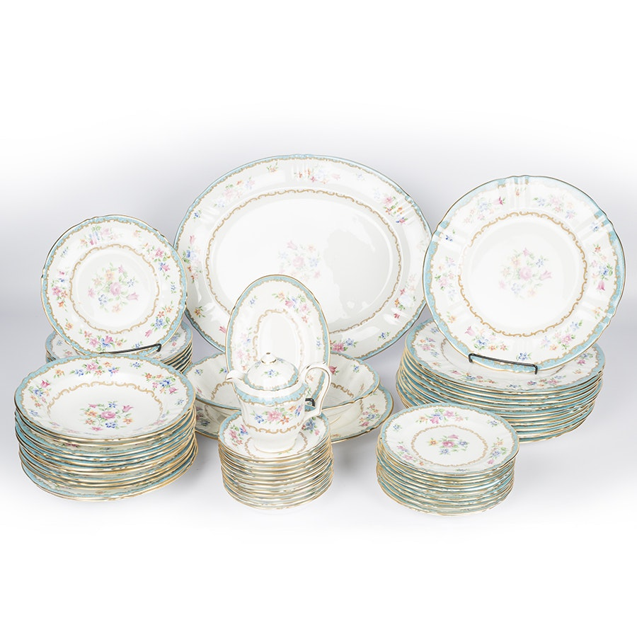 Crown Staffordshire Bone China Collection