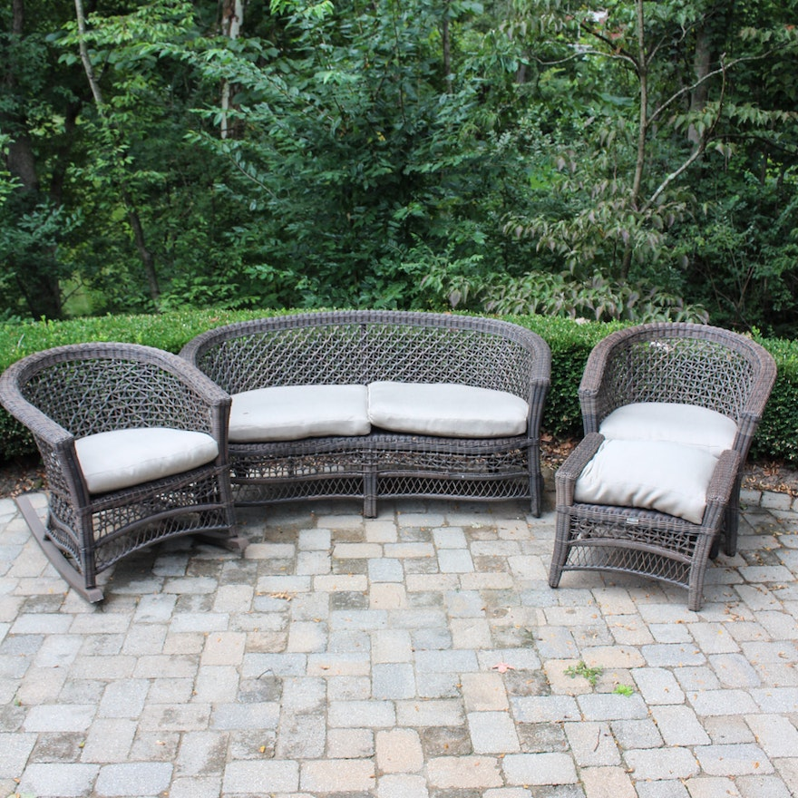 Ebel Patio Furniture Set