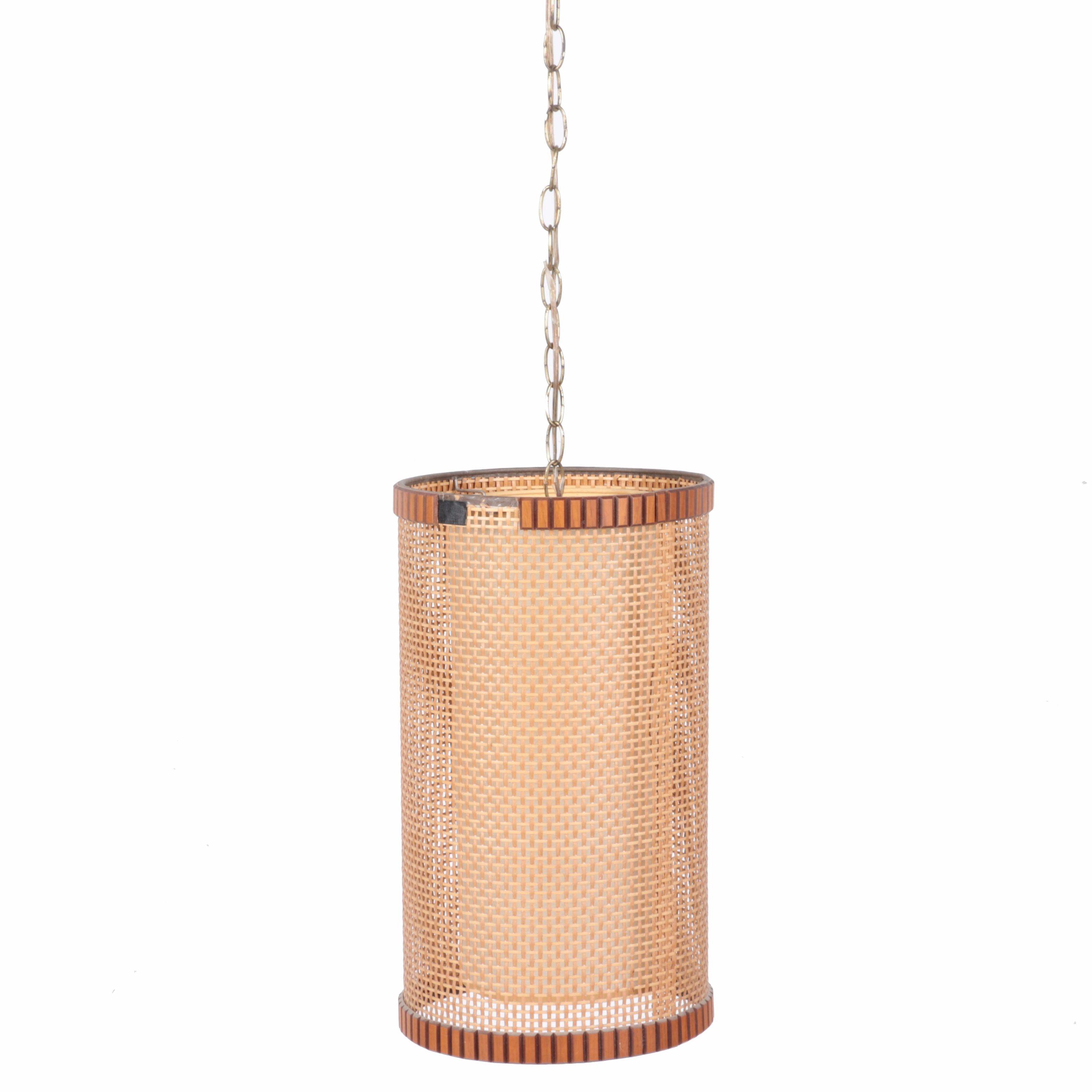 Mid Century Pendant Lamp