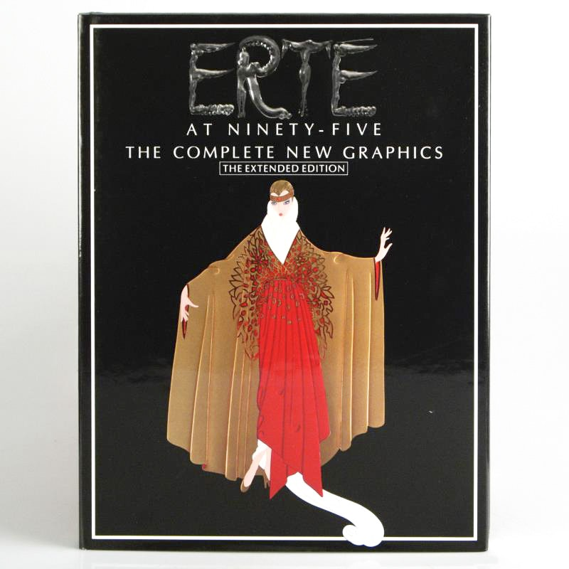 """""""Erte at Ninety-Five - The Complete New Graphics"""""""