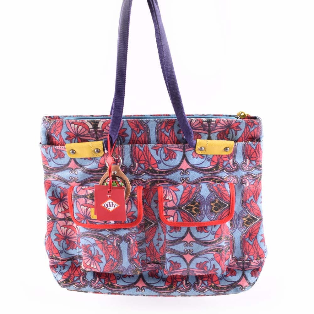 Oilily Festival Tote Bag