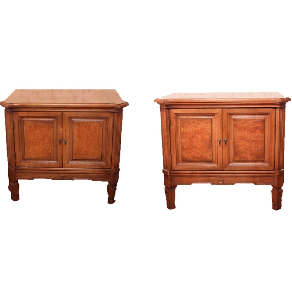 Pair of Nightstands by American of Martinsville