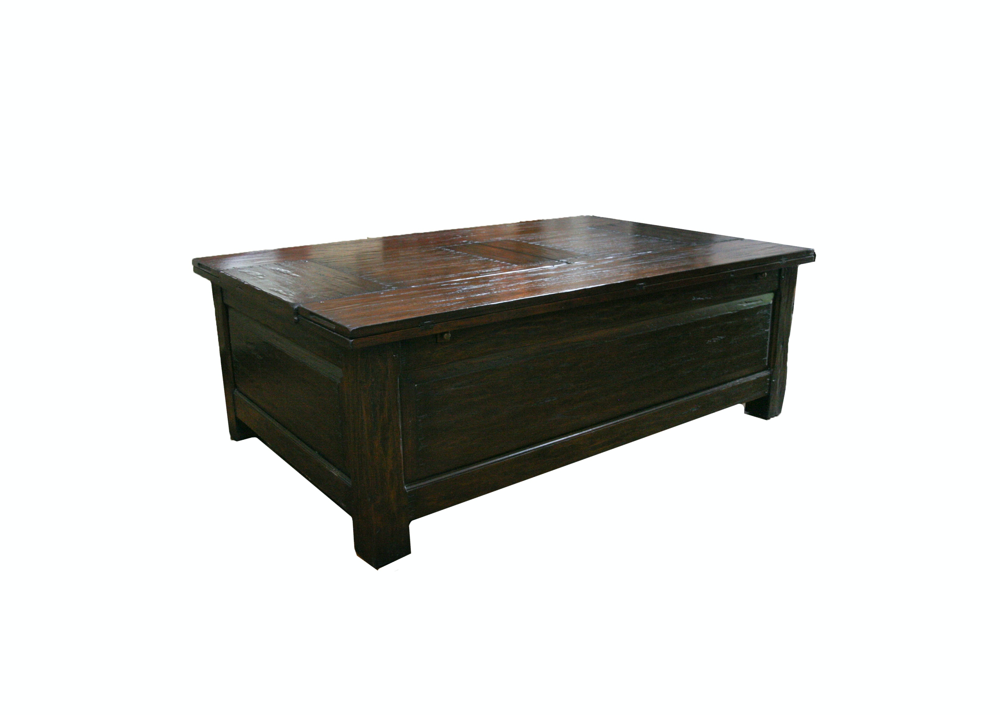 Old World Inspired Coffee Table