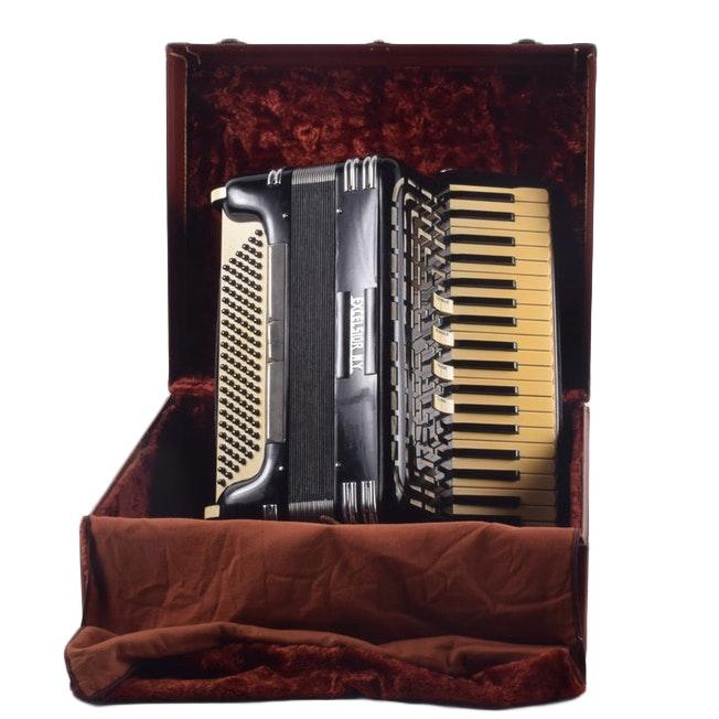 Vintage Excelsior NY Accordion