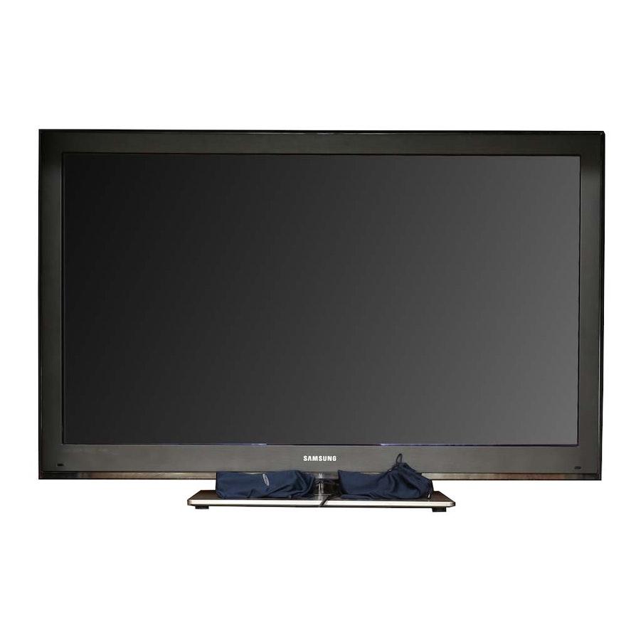 "Samsung 50"" 3D Television"