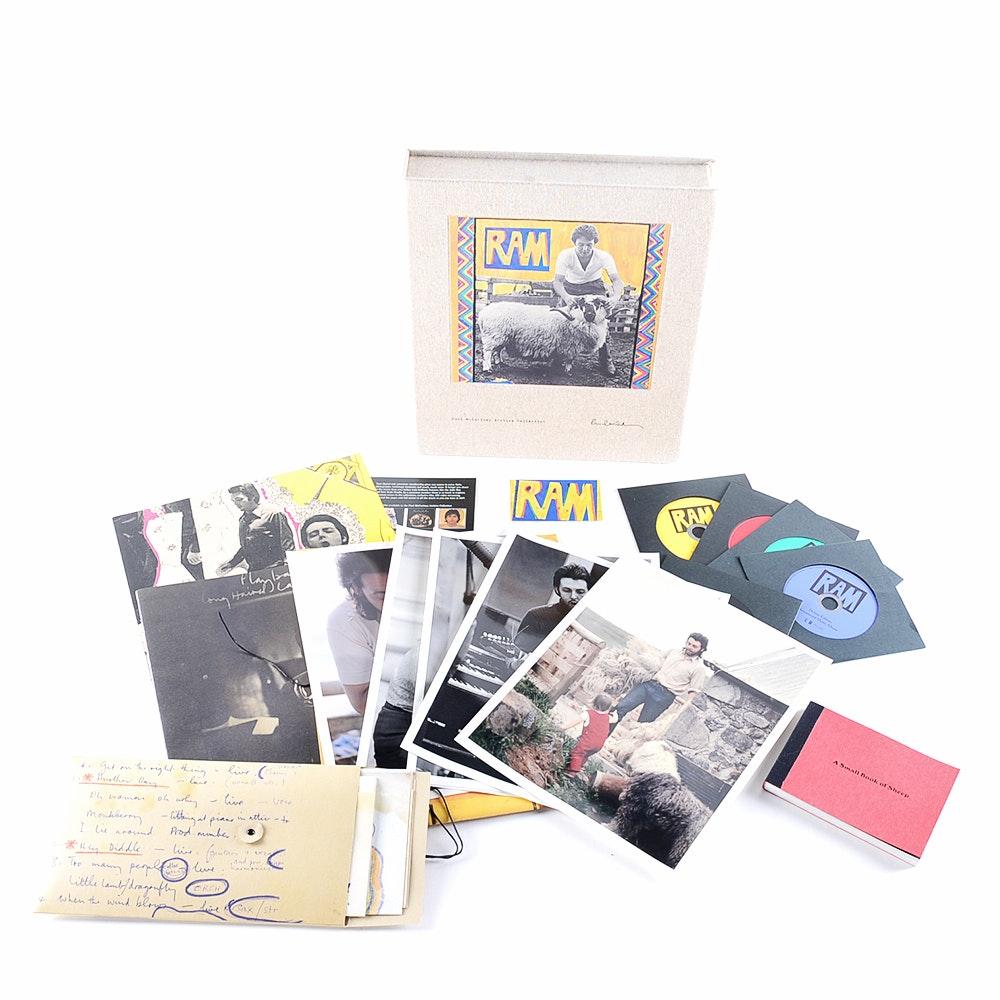 Deluxe Book Edition of Paul McCartney's Album RAM