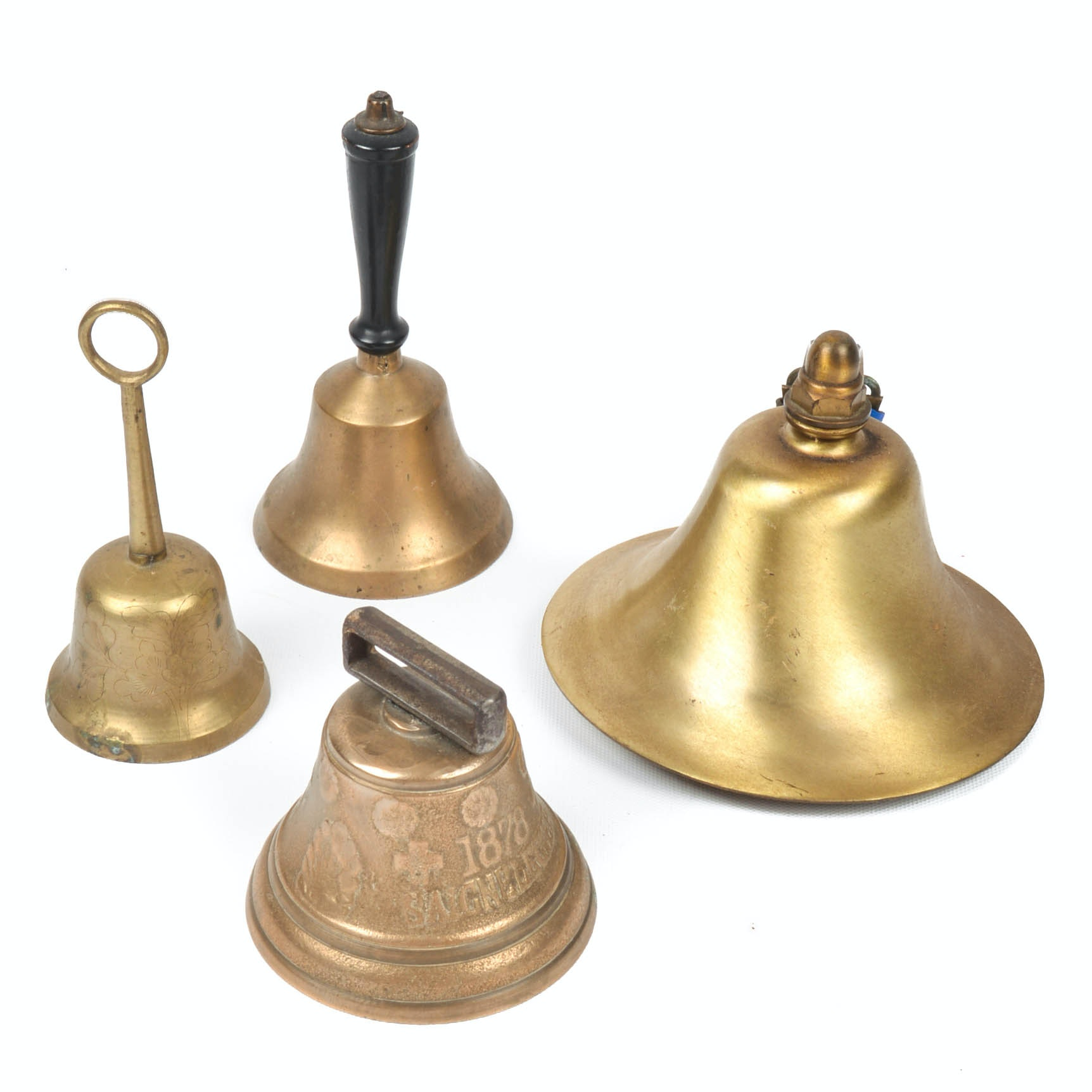 Assorted Vintage Bell Collection