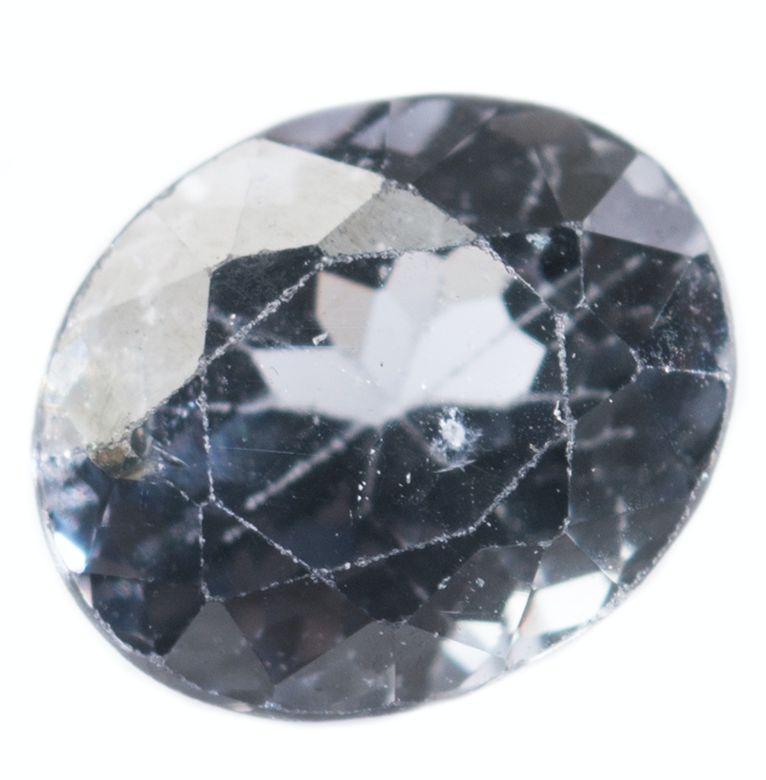 Oval Spinel Stone