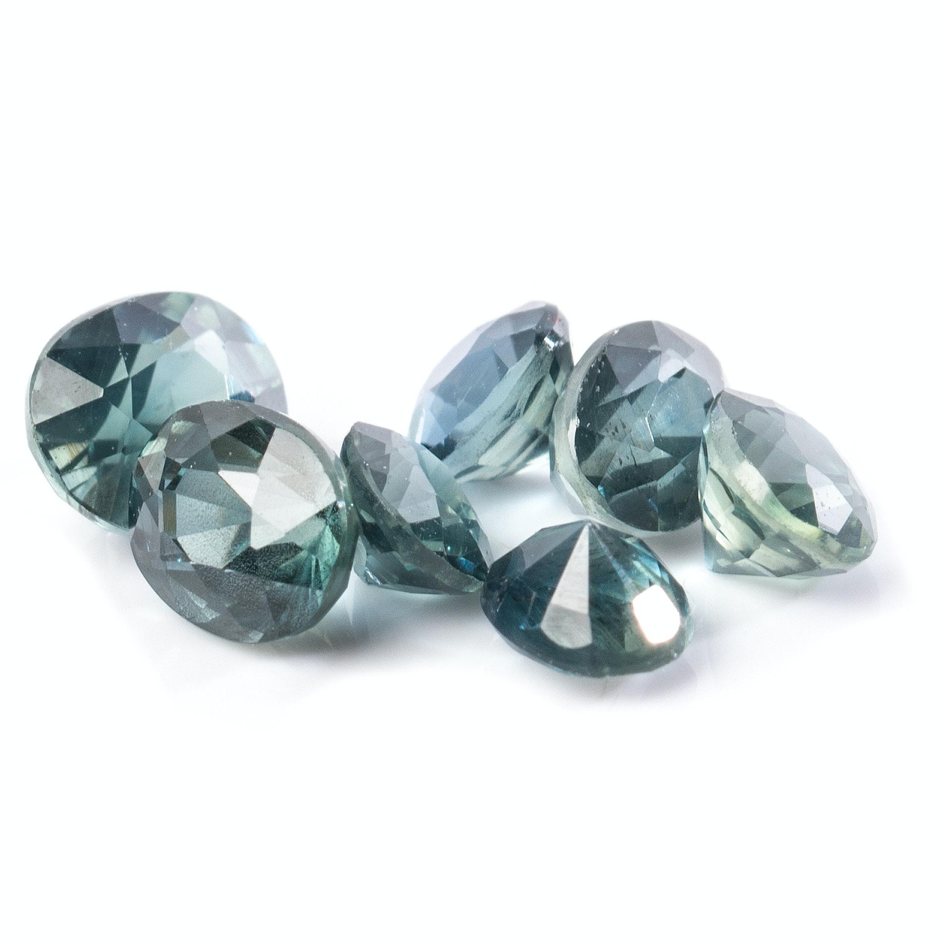 2.05 CTW Sapphire Stones
