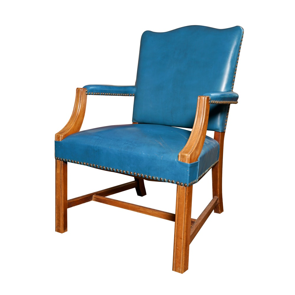 Chippendale Style Armchair by Stow & Davis