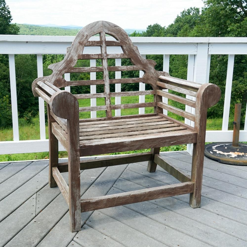 Lutyens Style Garden Chair