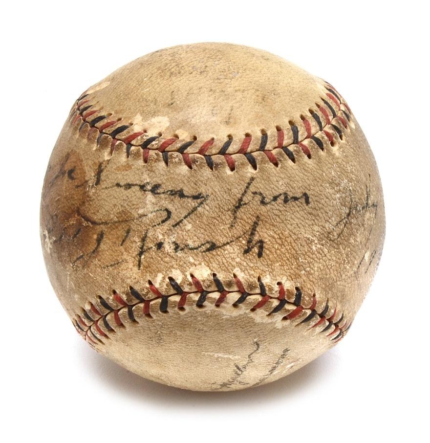 Sports Memorabilia, Collectibles, & More