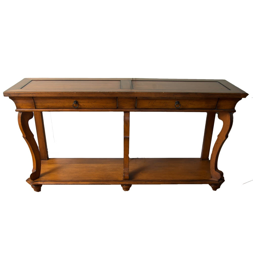 French Louis Philippe Style Console Table