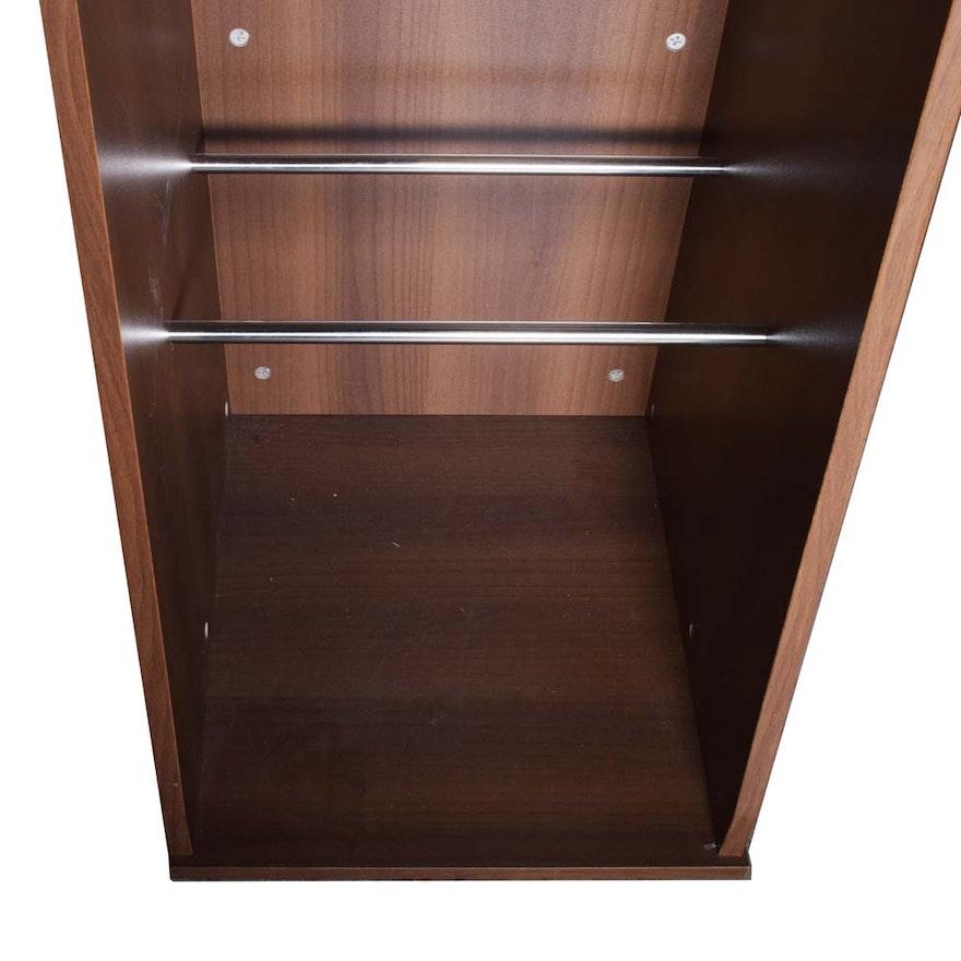 vinyl record storage cabinets by sefour studio furniture. Black Bedroom Furniture Sets. Home Design Ideas