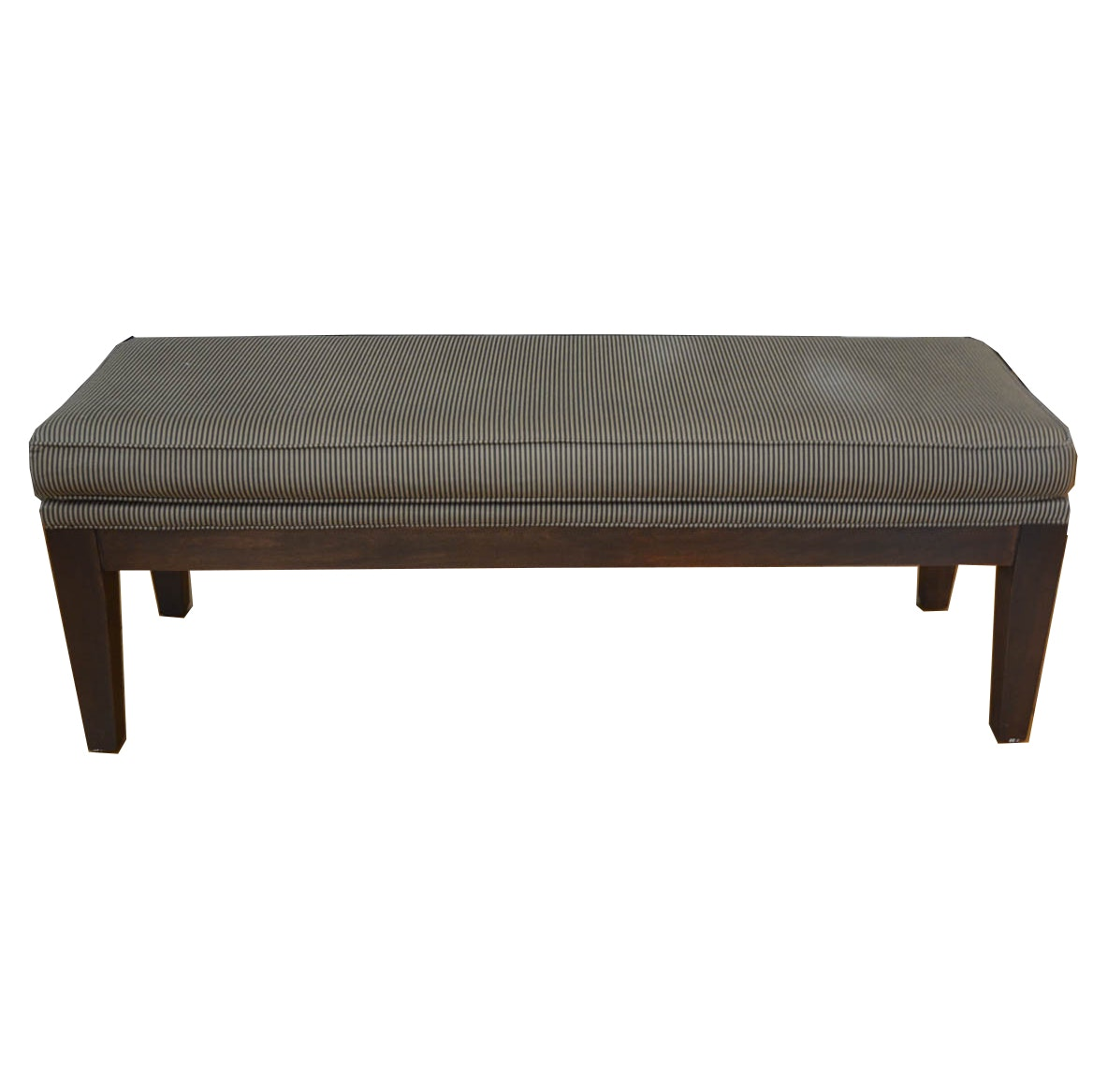 Wooden Upholstered Bench